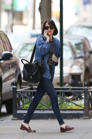 50 stilvolle Look Loafer Schuhe Street Styles Ideen 19
