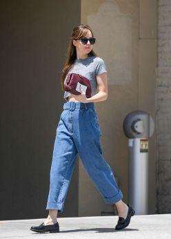 50 stilvolle Look Loafer Schuhe Street Styles Ideen 20