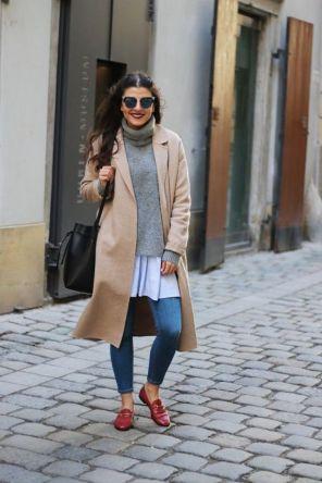 50 stilvolle Look Loafer Schuhe Street Styles Ideen 27
