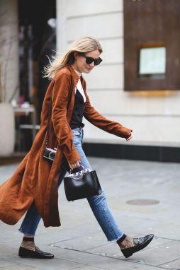 50 stilvolle Look Loafer Schuhe Street Styles Ideen 3