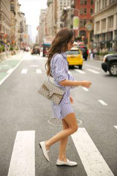 50 stilvolle Look Loafer Schuhe Street Styles Ideen 37