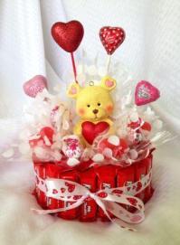 70 Schokoladengeschenk für Valentinstag Ideen 11