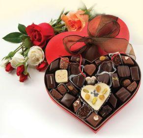 70 Schokoladengeschenk für Valentinstag Ideen 17