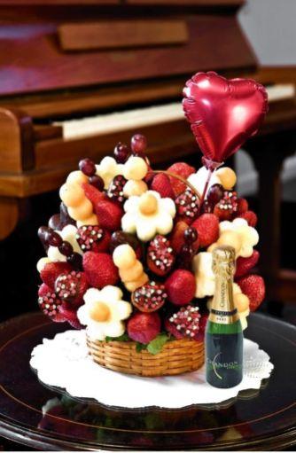 70 Schokoladengeschenk für Valentinstag Ideen 27