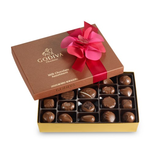 70 Schokoladengeschenk für Valentinstag Ideen 31