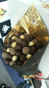 70 Schokoladengeschenk für Valentinstag Ideen 36