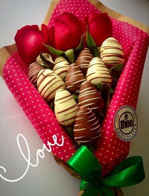 70 Schokoladengeschenk für Valentinstag Ideen 39