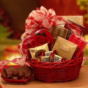 70 Schokoladengeschenk für Valentinstag Ideen 45