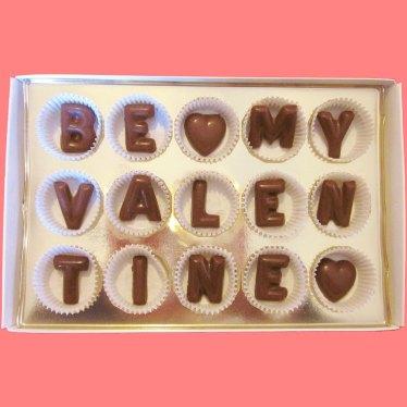 70 Schokoladengeschenk für Valentinstag Ideen 47
