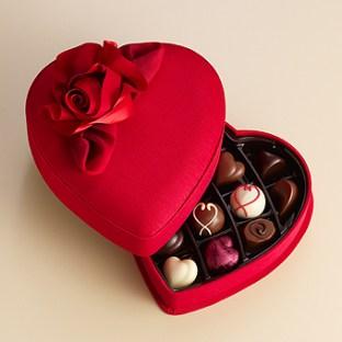 70 Schokoladengeschenk für Valentinstag Ideen 49
