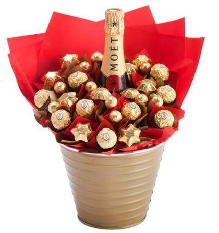 70 Schokoladengeschenk für Valentinstag Ideen 5