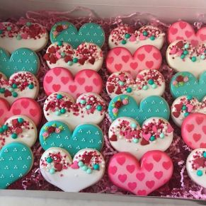 70 Schokoladengeschenk für Valentinstag Ideen 60