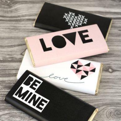 70 Schokoladengeschenk für Valentinstag Ideen 75