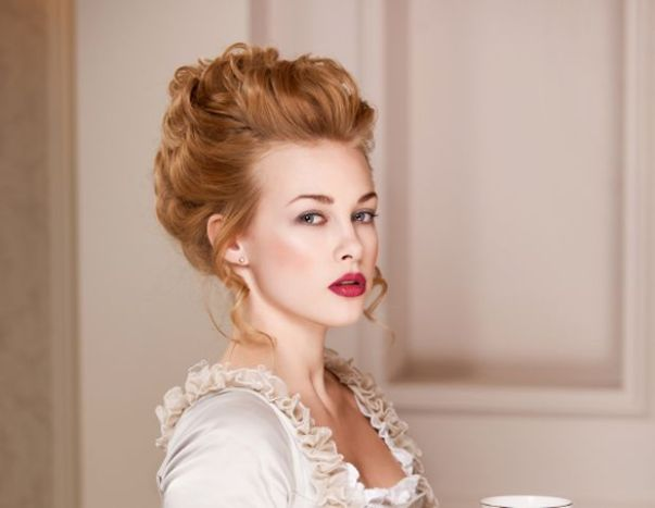 30 Bridal Victorian Hairstyles Ideas 5