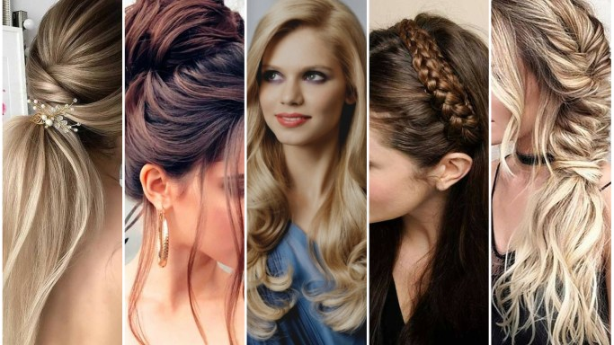 30 Simple Long Hairstyles for Party Look Ideas 1 2