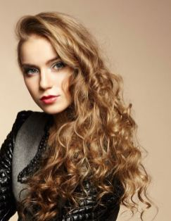 30 Simple Long Hairstyles for Party Look Ideas 13