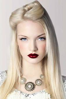 30 Simple Long Hairstyles for Party Look Ideas 2 2
