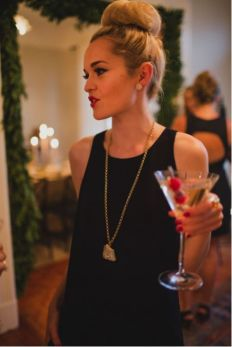 30 Simple Long Hairstyles for Party Look Ideas 20