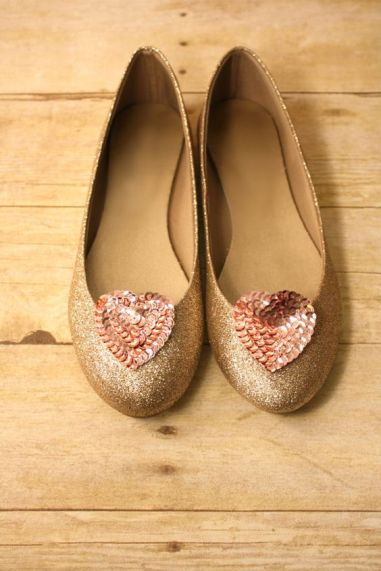 40 Chic Sequin Shoes Ideas 13