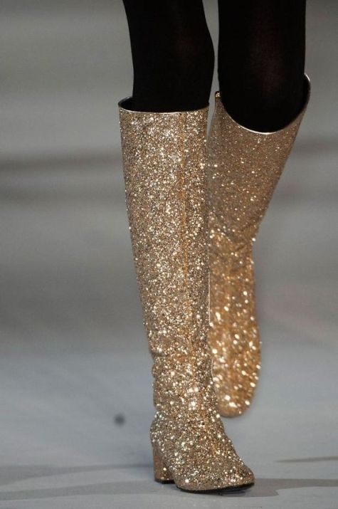 40 Chic Sequin Shoes Ideas 23