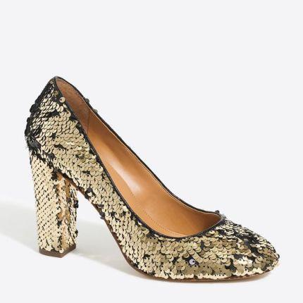 40 Chic Sequin Shoes Ideas 25