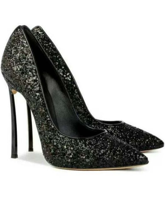 40 Chic Sequin Shoes Ideas 33