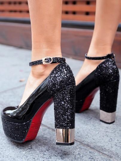 40 Chic Sequin Shoes Ideas 38
