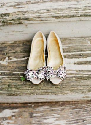 40 Chic Sequin Shoes Ideas 4
