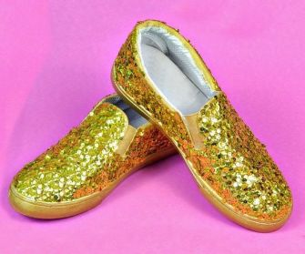 40 Chic Sequin Shoes Ideas 45