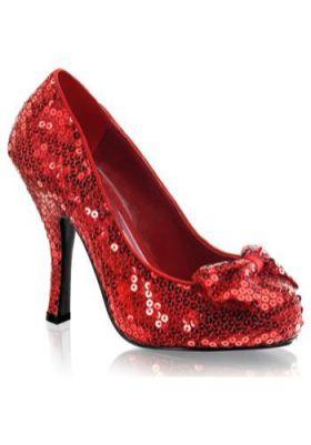40 Chic Sequin Shoes Ideas 6