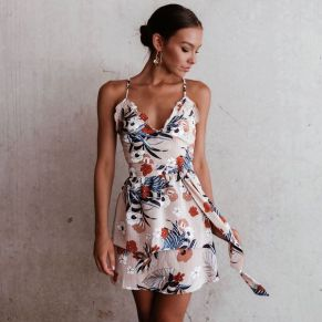40 Fashionable Floral Print Dresses for Summer Ideas 22