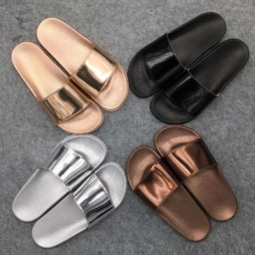 40 Glam Flat Sandals for Summer Ideas 36