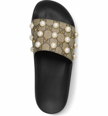 40 Glam Flat Sandals for Summer Ideas 37