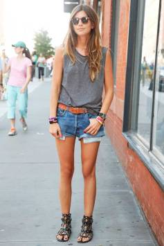 40 Hot pants Outfits for Perfect Summer Ideas 34