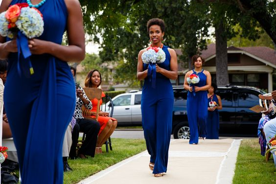40 Jumpsuits Look for Bridemaids Ideas 13