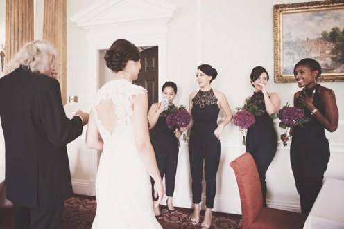 40 Jumpsuits Look for Bridemaids Ideas 35