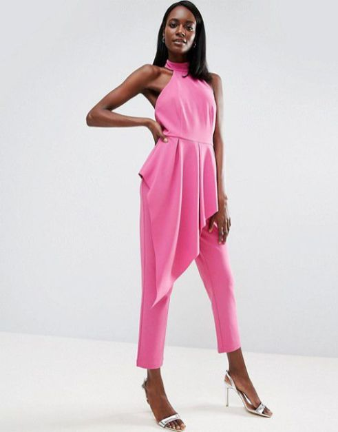 40 Jumpsuits Look for Bridemaids Ideas 4