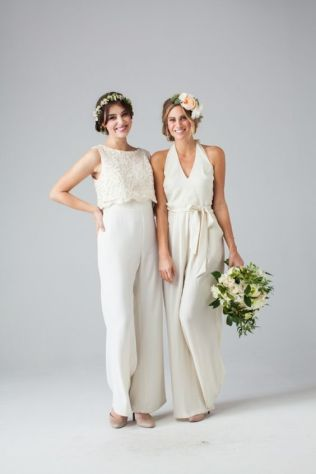 40 Jumpsuits Look for Bridemaids Ideas 42