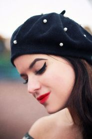 40 Simple Winged Eyeliner You Should to Copy 12