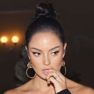 40 Simple Winged Eyeliner You Should to Copy 13
