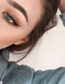 40 Simple Winged Eyeliner You Should to Copy 2