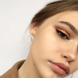 40 Simple Winged Eyeliner You Should to Copy 5