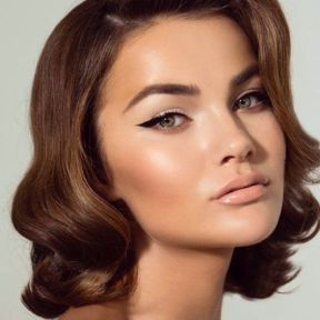 40 Simple Winged Eyeliner You Should to Copy 6