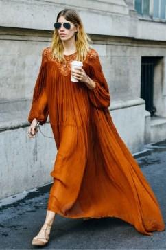 40 Stylish Orange Outfits Ideas 17