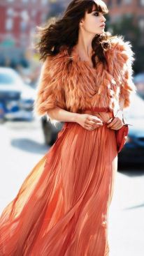40 Stylish Orange Outfits Ideas 3