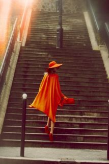 40 Stylish Orange Outfits Ideas 8