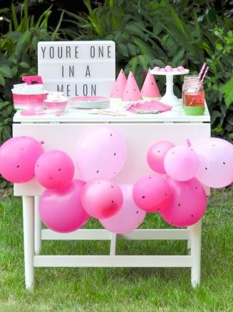 40 Summer Party Decoration Ideas 14