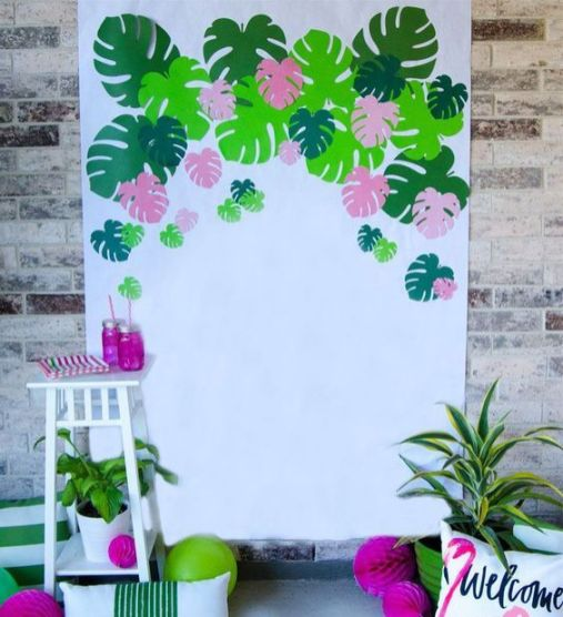 40 Summer Party Decoration Ideas 18
