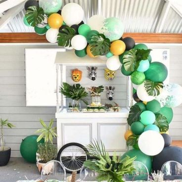 40 Summer Party Decoration Ideas 20
