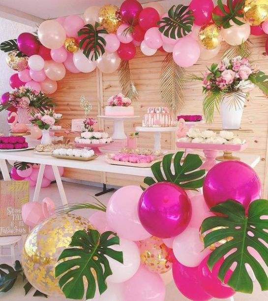 40 Summer Party Decoration Ideas 26